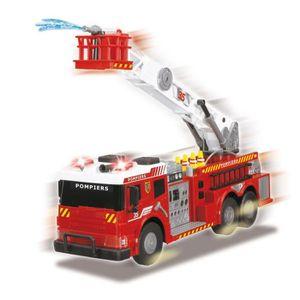 camion pompier telecommande achat vente jeux et jouets pas chers. Black Bedroom Furniture Sets. Home Design Ideas