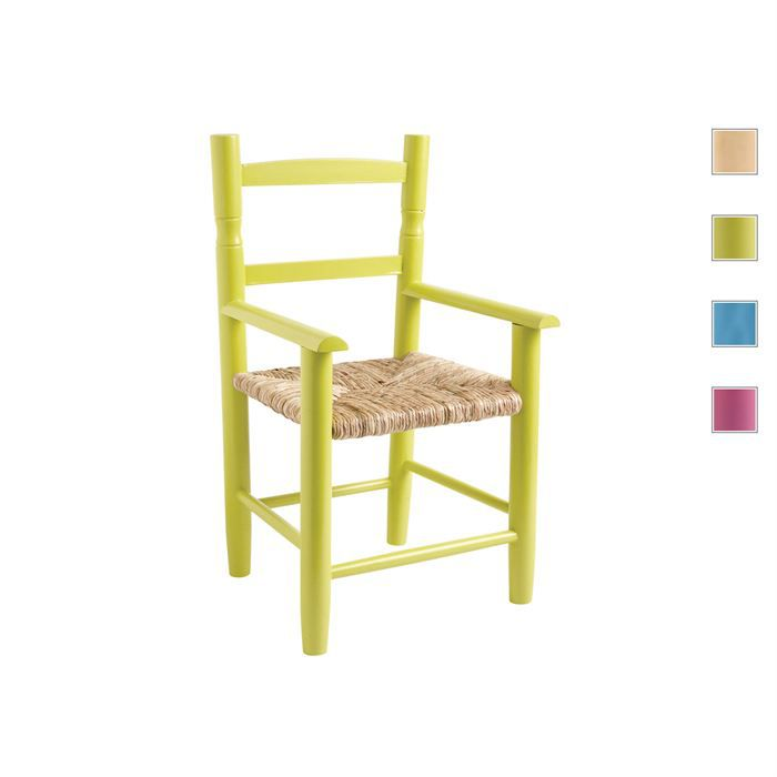 Fauteuil enfant laniel en coloris vert clair vert achat vente fauteuil - Fauteuil enfant cdiscount ...