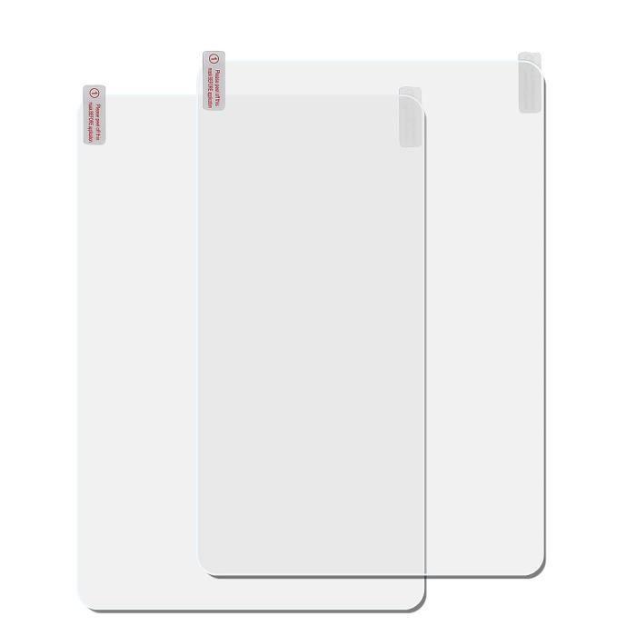 2x film en plastique protection cran anti rayures pour 10 1 pouces tablette prix pas cher. Black Bedroom Furniture Sets. Home Design Ideas