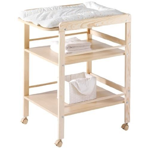 Schardt 05 032 19 01 table langer natural achat vente table b b - Table a langer cdiscount ...