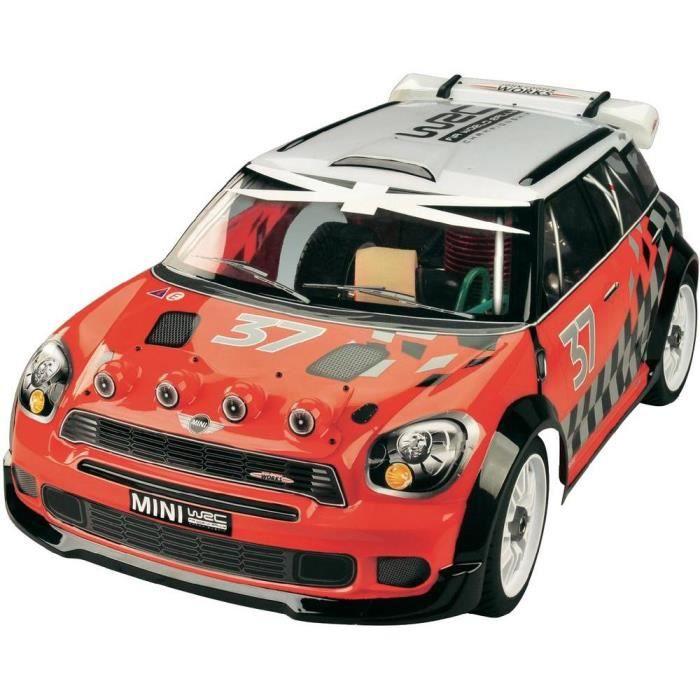 voiture radiocommand nitro thundertiger 1 10 4wd rtr 2 4 ghz 6242 f101 l 39 eb4 s2 5 rally mini. Black Bedroom Furniture Sets. Home Design Ideas
