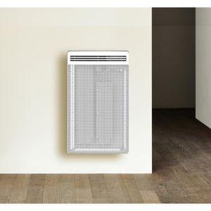 radiateur electrique vertical 1000w achat vente radiateur electrique vertical 1000w pas cher. Black Bedroom Furniture Sets. Home Design Ideas