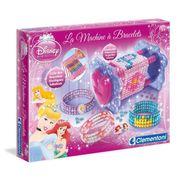 KIT BIJOUX DISNEY PRINCESSES Machine à Bracelets Clementoni