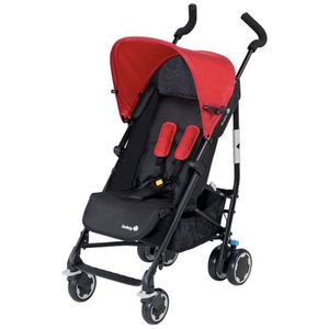 POUSSETTE  SAFETY 1ST Poussette Canne Compa'city Optical Red