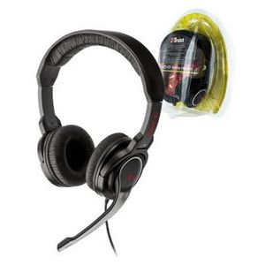 CASQUE  - MICROPHONE Trust casque-micro GXT 10 Gaming
