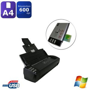 Plustek Mobile Office AD450