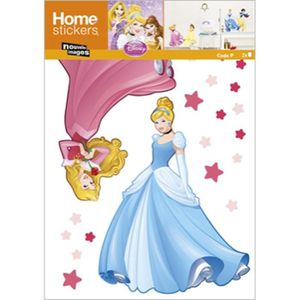 stickers muraux disney princesse achat vente stickers. Black Bedroom Furniture Sets. Home Design Ideas