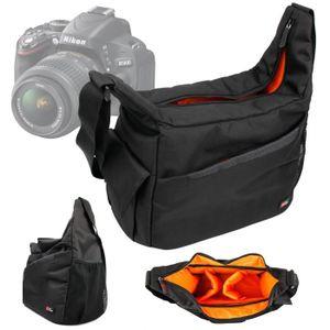 sac pour appareil photo nikon achat vente pas cher cdiscount. Black Bedroom Furniture Sets. Home Design Ideas