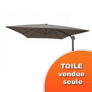 toile pour parasol achat vente toile pour parasol pas. Black Bedroom Furniture Sets. Home Design Ideas