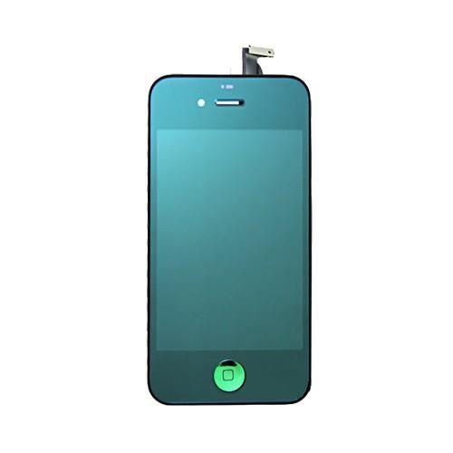 ecran lcd retina vitre tactile noir blanc couleur pour iphone 4 4s achat ecran de t l phone. Black Bedroom Furniture Sets. Home Design Ideas