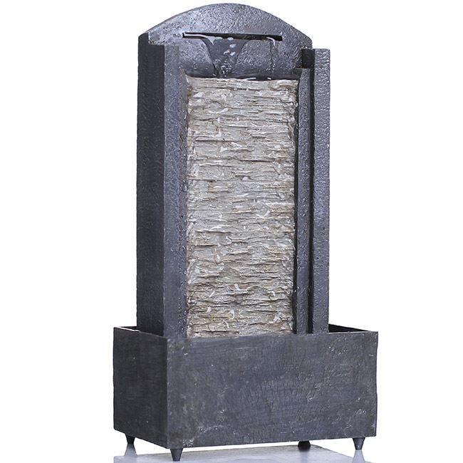 fontaine a eau d 39 interieur mur d 39 eau achat vente fontaine int rieure r sine cdiscount. Black Bedroom Furniture Sets. Home Design Ideas