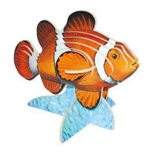 Poisson clown ideesjeux achat vente puzzle cdiscount for Achat poisson clown
