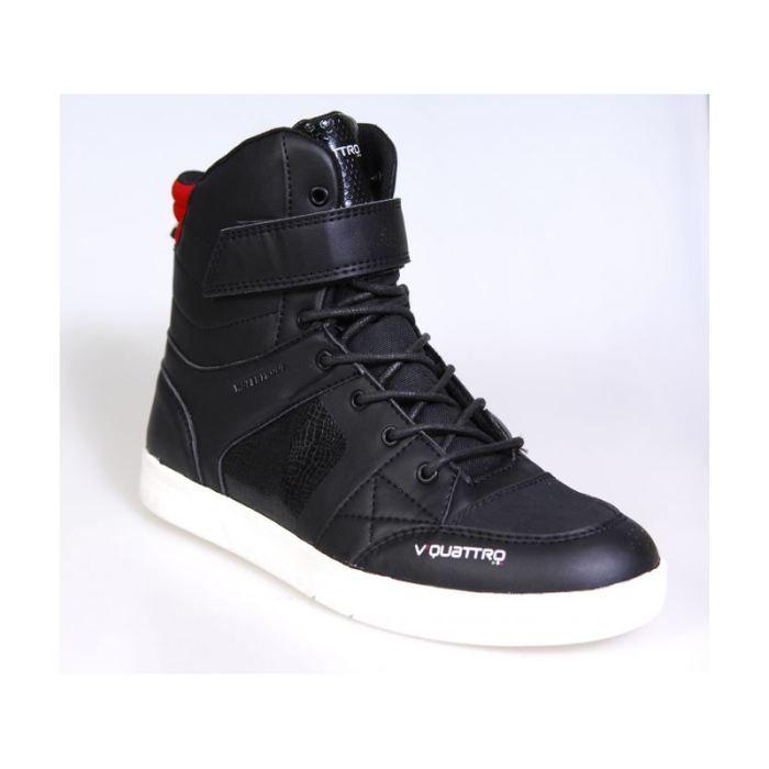 chaussures moto v quattro milano achat vente chaussure botte chaussures moto v quattro m. Black Bedroom Furniture Sets. Home Design Ideas