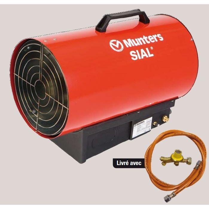 Chauffage pour atelier munters cach 40a achat vente chauffage d 39 appoint cdiscount - Chauffage d appoint au propane ...