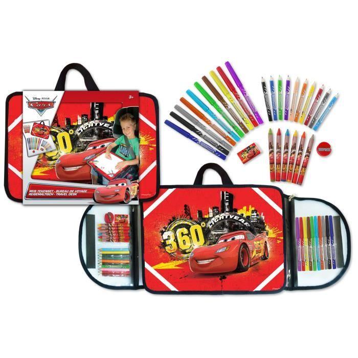 cars set de coloriage pour le voyage achat vente kit de dessin cars set de coloriage voyage