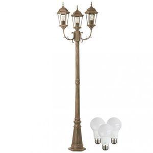 lampe trois pieds achat vente lampe trois pieds pas. Black Bedroom Furniture Sets. Home Design Ideas