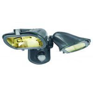 Projecteur solaire led exterieur avec detecteur valdiz - Spot halogene exterieur avec detecteur ...