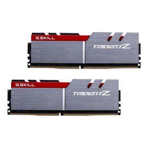 MÉMOIRE RAM G.Skill Trident Z 16 Go (2x 8 Go) DDR4 3000 MHz CL