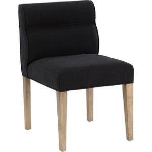 chaises de salle a manger bois et tissu achat vente. Black Bedroom Furniture Sets. Home Design Ideas
