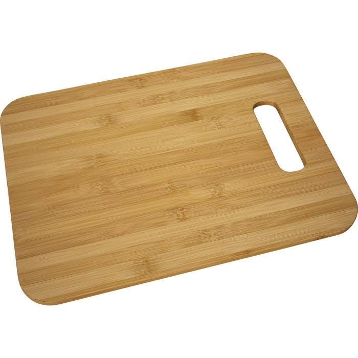planche d couper bois achat vente planche a d couper planche d couper bois cdiscount. Black Bedroom Furniture Sets. Home Design Ideas
