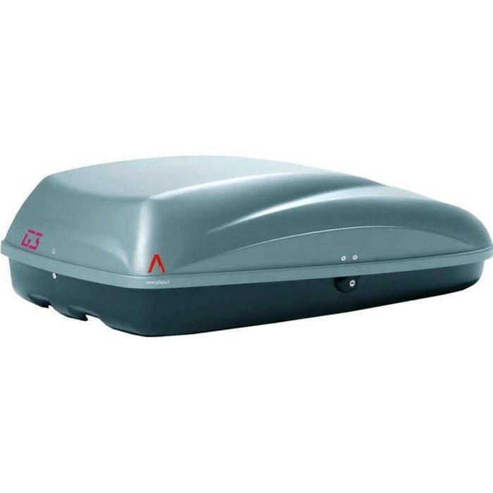 coffre de toit g3 krono 320 gris achat vente coffre de toit coffre de toit g3 krono 320. Black Bedroom Furniture Sets. Home Design Ideas