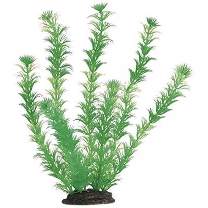 beeztees plante aquatique vert 25 cm achat vente d co v g tale racine beeztees plante. Black Bedroom Furniture Sets. Home Design Ideas