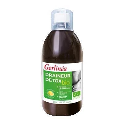 GERLINEA Draineur Detox Bio 500ml - Achat / Vente boisson