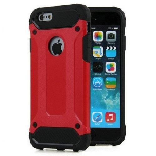 coque antichoc iphone 6 6s plus rouge achat coque. Black Bedroom Furniture Sets. Home Design Ideas