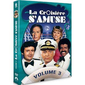 DVD SÉRIE DVD La Croisière s'amuse, vol. 3