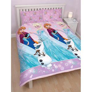 housse de couette reine des neiges achat vente housse de couette reine des neiges pas cher. Black Bedroom Furniture Sets. Home Design Ideas