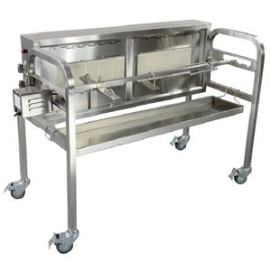 Rotissoire pour barbecues achat vente rotissoire pour barbecues pas cher - Barbecue rotissoire gaz ...