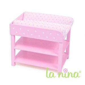 table a langer de poupee achat vente jeux et jouets pas chers. Black Bedroom Furniture Sets. Home Design Ideas