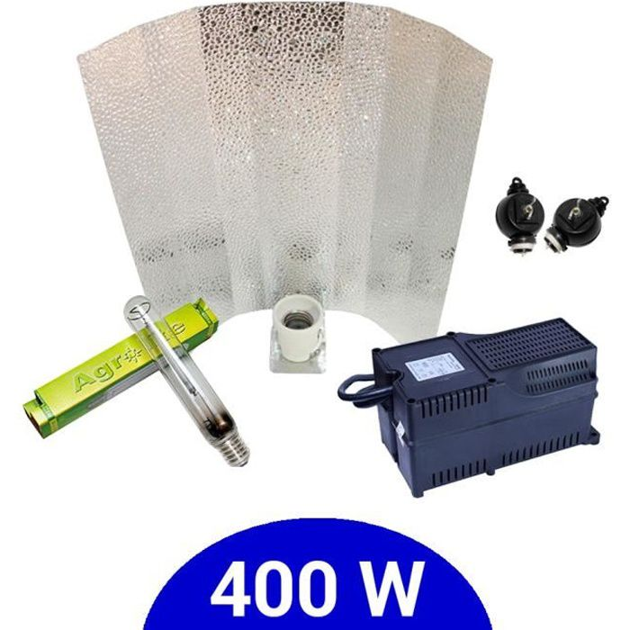 kit lampe 400w hps agrolite agrolite class 2 stucco. Black Bedroom Furniture Sets. Home Design Ideas