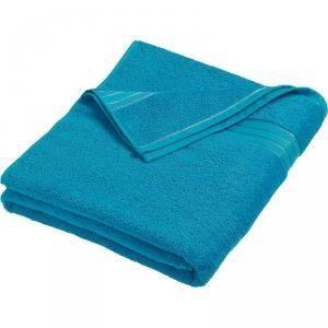 drap de bain ponge mb424 bleu turquoise achat vente serviettes de bain cdiscount. Black Bedroom Furniture Sets. Home Design Ideas