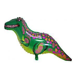 Gros dinosaure gonflable avec tige 80 x 35 cm v achat for Piscine dinosaure