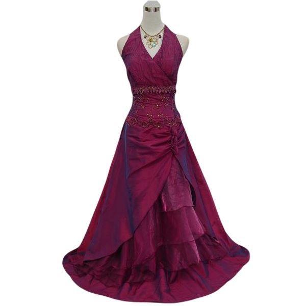 robe de c r monie mariage violet achat vente robe de c r monie cdiscount. Black Bedroom Furniture Sets. Home Design Ideas