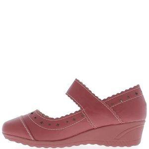 chaussure femme talon compense rouge achat vente pas cher cdiscount. Black Bedroom Furniture Sets. Home Design Ideas