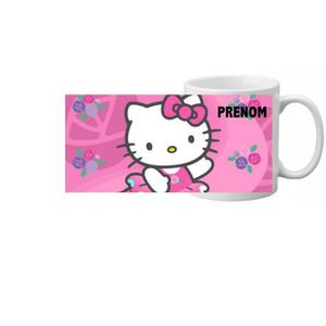 mug hello kitty achat vente mug hello kitty pas cher soldes cdiscount. Black Bedroom Furniture Sets. Home Design Ideas