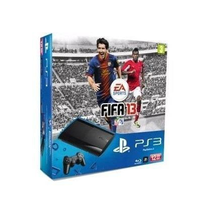 CONSOLE PS3 PACK CONSOLE PS3 12 Go FIFA 13