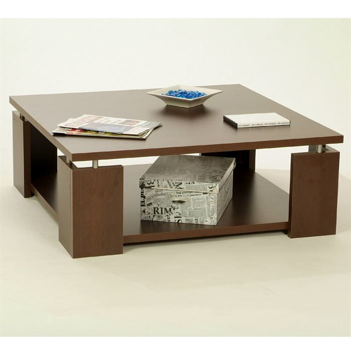 Table basse weng achat vente table basse table basse weng panneaux de p - Table basse wenge but ...