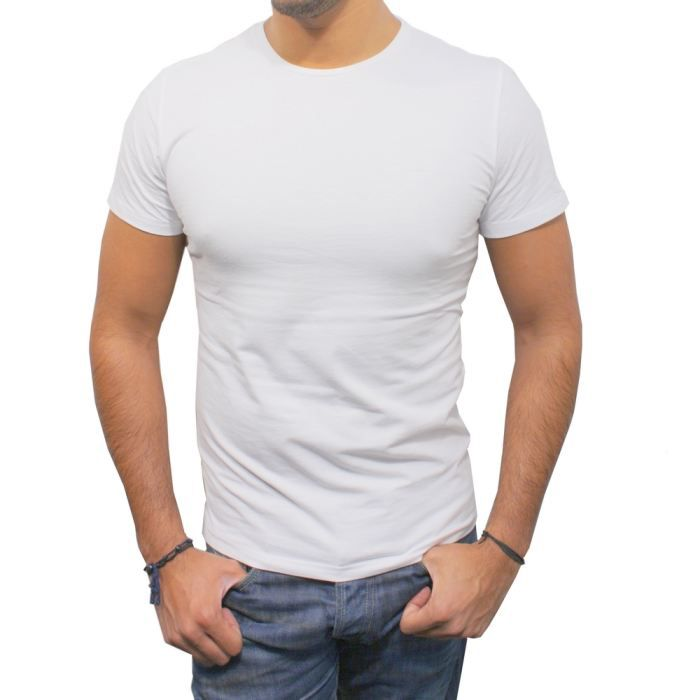 Parlons inutile, parlons chiffons. Homme-t-shirt-col-rond-polo-fa