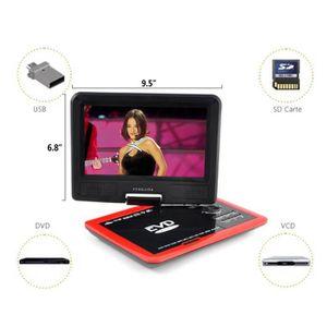 lecteur dvd portable avec usb achat vente lecteur dvd portable avec usb pas cher soldes. Black Bedroom Furniture Sets. Home Design Ideas