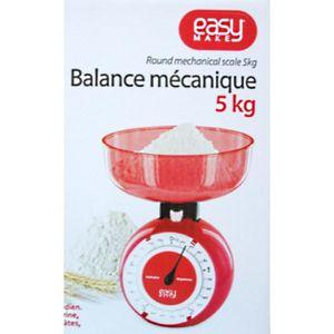 Balance mecanique 5 kg achat vente balance mecanique 5 - Balance de cuisine mecanique ...