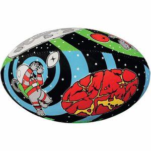 BALLON DE RUGBY GILBERT Ballon de Rugby Space Wham RGB