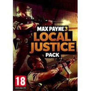 JEUX À TÉLÉCHARGER Max Payne 3 - Pack Justice Locale