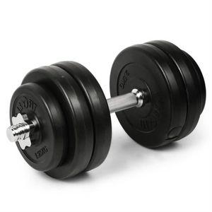 Poids de musculation fonte achat vente pas cher cdiscount - Vente poids musculation ...