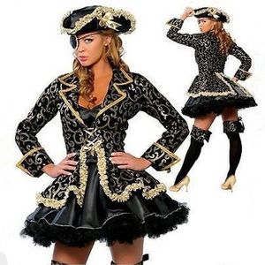 DÉGUISEMENT - PANOPLIE Loveshoppp®Sexy Costumes de pirate Costumes Cospla