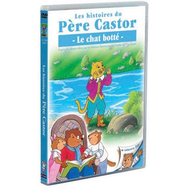 Dvd pere castor le chat botte en dvd film pas cher cdiscount - Dessin du chat botte ...