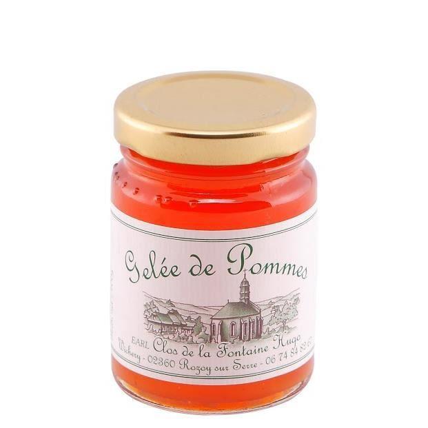 Gel e de pommes 100g achat vente confiture marmelade - Gelee de pommes avec extracteur ...