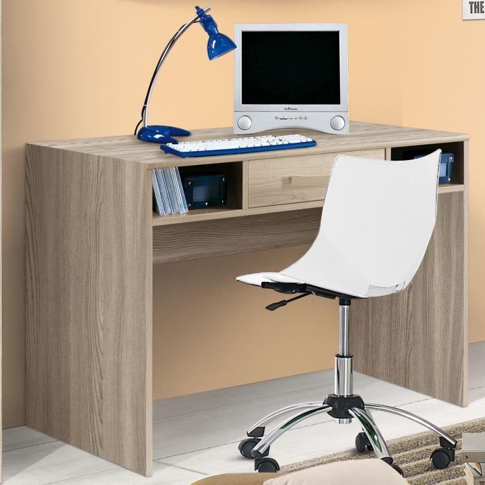bureau d 39 enfant hurra 104x52cm 1 tiroir d cor orme achat vente bureau bureau d 39 enfant hurra. Black Bedroom Furniture Sets. Home Design Ideas